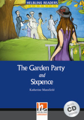 The garden party and sixpence. Con CD Audio