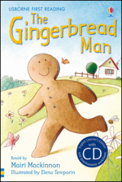 The gingerbread man. Con CD Audio