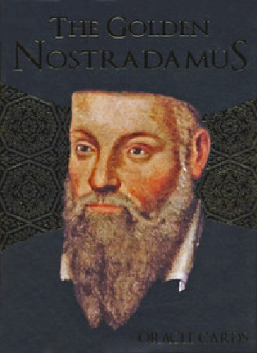 The golden Nostradamus. Oracle cards. Ediz. multilingue. Con Carte - Pierluca Zizzi |