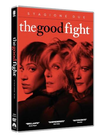 The good fight - Stagione 02 Episodi 01-13 (4 DVD)