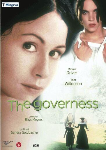The governess (DVD)