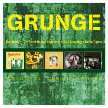 The grunge years original albu