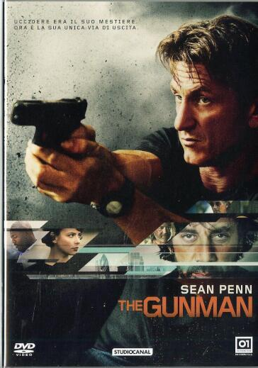 The gunman (DVD)