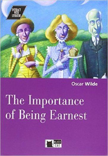 The importance of being Earnest. Con CD Audio