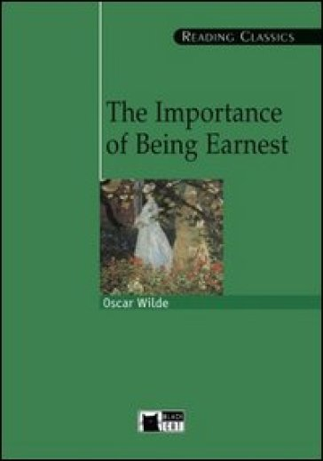 The importance of being Earnest. Con CD-ROM - Oscar Wilde |