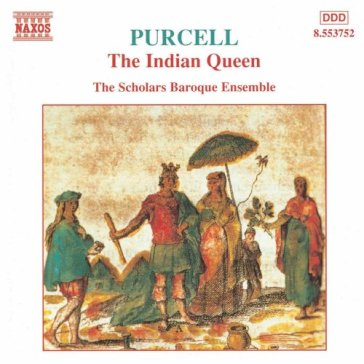 The indian queen, d.purcell: the masque