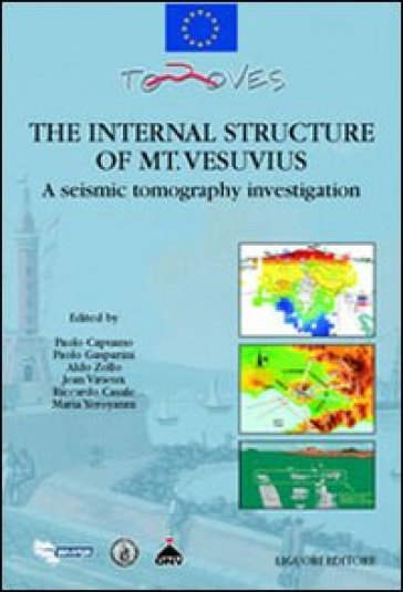 The internal structure of mt. Vesuvius. A seismic tomography investigation