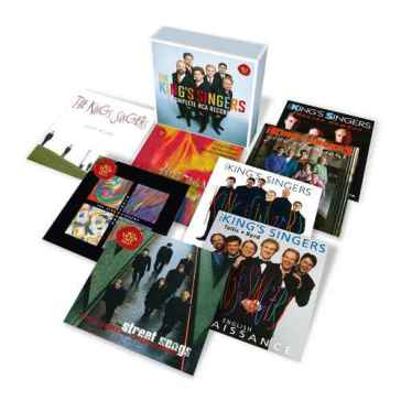 The king's singers - the complete rca re