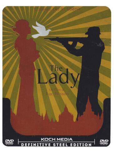The lady - L'amore per la libertà (DVD)(steelbook)