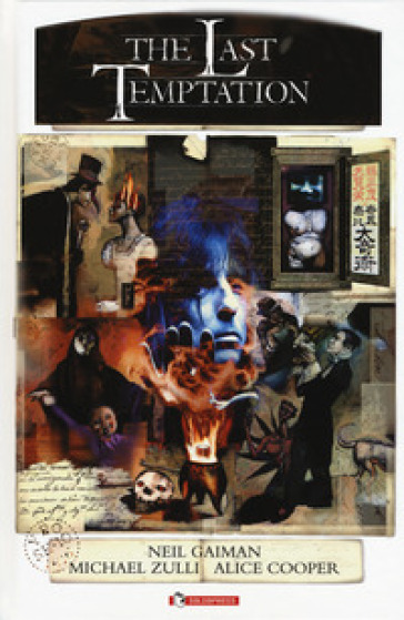 The last temptation - Neil Gaiman  