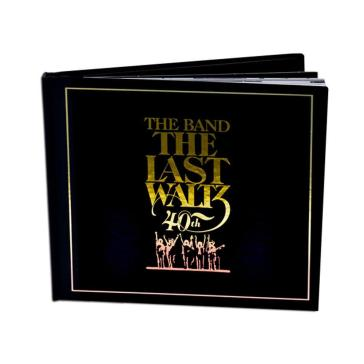 The last waltz (40th anniversary) 4CD+Blu-Ray