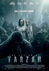 The legend of Tarzan (2 Blu-Ray)(2D+3D)
