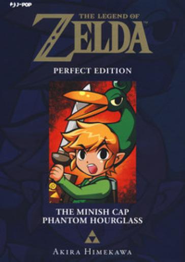 The legend of Zelda: The minish cap-Phanton hourglass - Akira Himekawa pdf epub