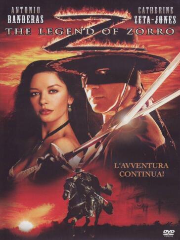 The legend of Zorro (DVD)