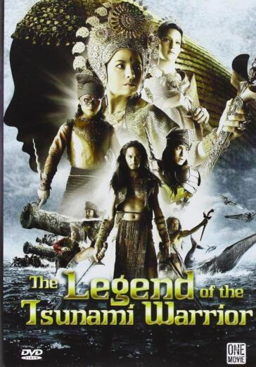 The legend of the Tsunami warrior (DVD)