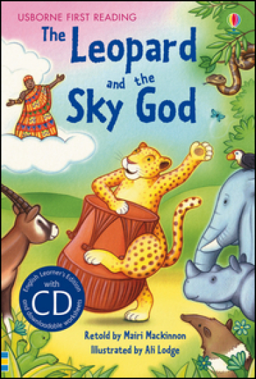 The leopard and the sky god. Con CD