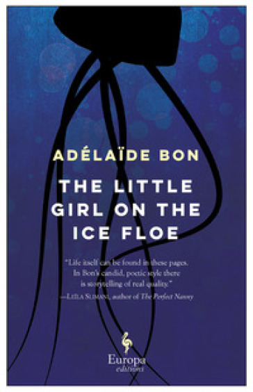 The little girl on the ice floe - Adélaide Bon  