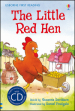 The little red hen. Con CD