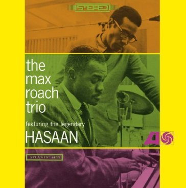 The max roach trio featuring t