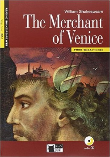 The merchant of Venice. Con CD - William Shakespeare   Rochesterscifianimecon.com