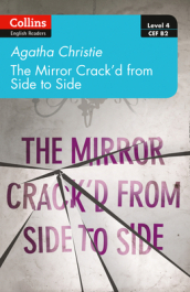 The mirror crack d from side to side