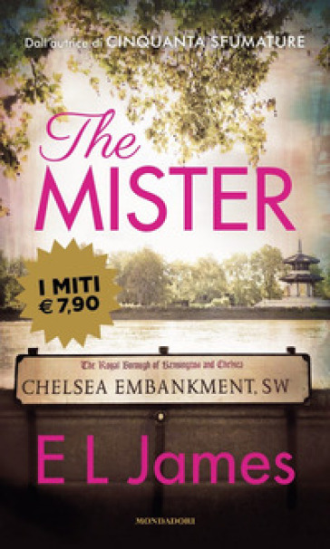 The mister - E. L. James | Jonathanterrington.com