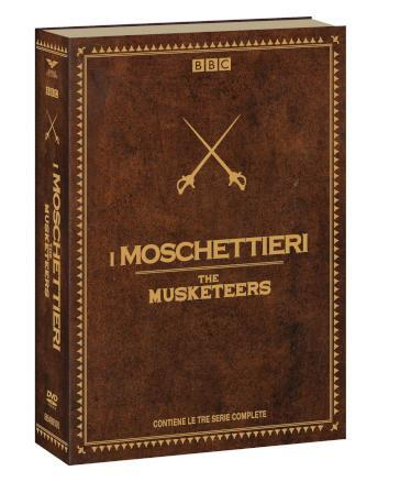 The musketeers (12 DVD)(serie completa)