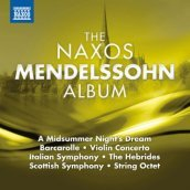 The naxos mendelssohn album