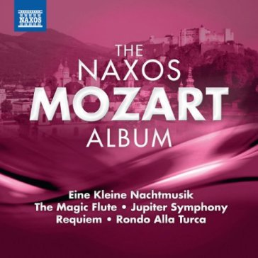 The naxos mozart album