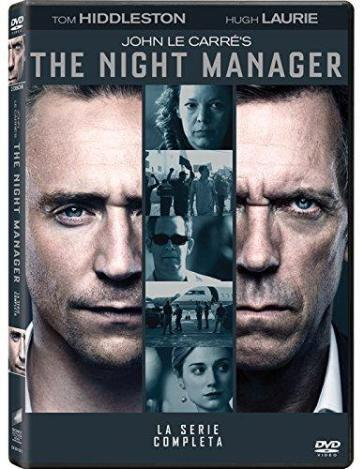 The night manager - Stagione 01 (2 DVD)
