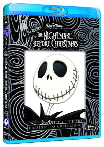 The nightmare before Christmas (Blu-Ray)(collector' s edition)