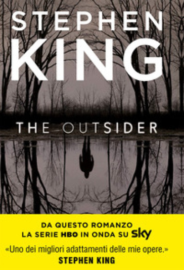 The Outsider, il libro