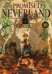 The promised Neverland. 10.