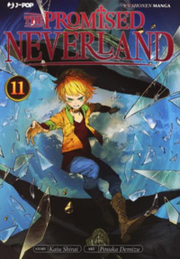 The promised Neverland. 11. - Kaiu Shirai pdf epub
