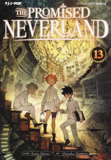 The promised Neverland. 13. - Kaiu Shirai | Thecosgala.com