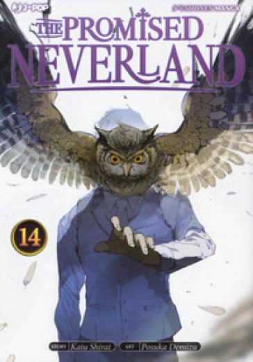 The promised Neverland. 14. - Kaiu Shirai | Thecosgala.com