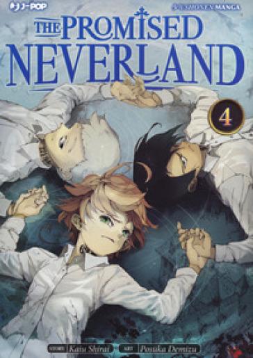 The promised Neverland. 4. - Kaiu Shirai | Thecosgala.com