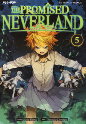 The promised Neverland. 5.
