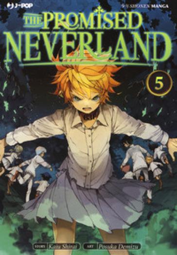 The promised Neverland. 5. - Kaiu Shirai |
