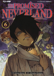 The promised Neverland. 6.