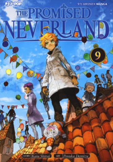 The promised Neverland. 9. - Kaiu Shirai | Thecosgala.com