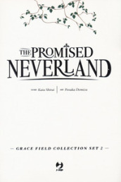The promised Neverland. Grace field collection set. 2.