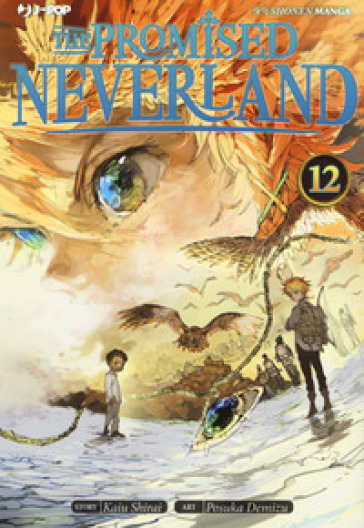 The promised neverland. 12.
