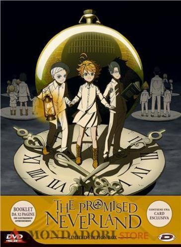 The promised neverland (3 DVD)(limited edition)(ep.01-12)