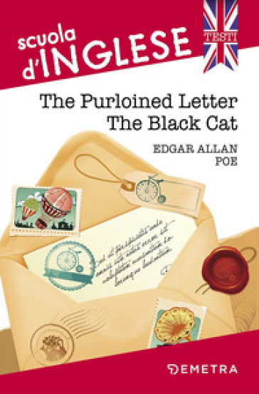 The purloined letter-The black cat - Edgar Allan Poe | Thecosgala.com