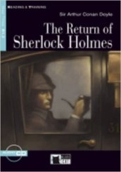 The return of Sherlock Holmes. Con CD Audio