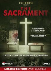 The sacrament (DVD)(limited edition)