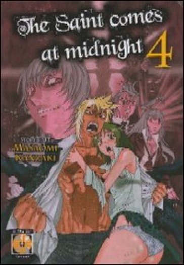 The saint comes at midnight. 4. - Masaomi Kanzaki  