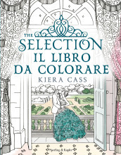 The selection. Il libro da colorare. Ediz. illustrata