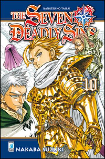 The seven deadly sins. 10. - Nakaba Suzuki  